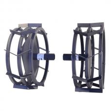 Металлические колеса + маникот для мотоблока D.335 / 23 Premium