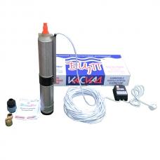 Глубинный насос 0,9 кВт Каскад БЦП 0,40-40P