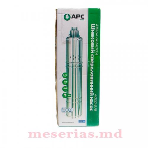 Насос глубинный APC 4QGD-0,75