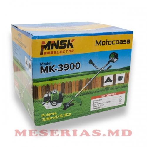 Мотокоса 3.9 kW Minsk Electro MK-3900