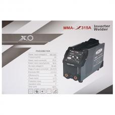 Сварочный инвертор XO MMA-315A