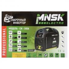 Сварочный инвертор Minsk Electro СИ-360А