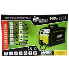 Сварочный инвертор полуавтомат Minsk Electro MПА-360А