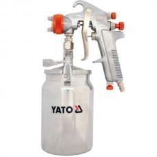 Краскопульт пневматический Yato YT-2346 1L