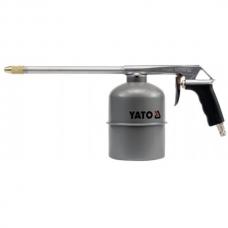 Промывочный пневматический пистолет Yato YT-2374, 0.85L