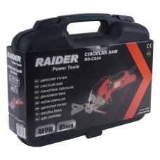 Циркулярная пила 0,48 кВт Raider RD-CS24