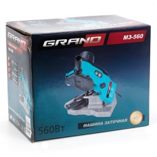 Станок для заточки цепей Grand МЗ-560
