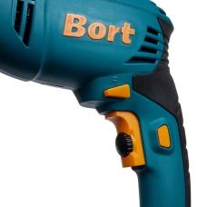 Дрель ударная 0,65 кВт Bort BSM-650U-Q