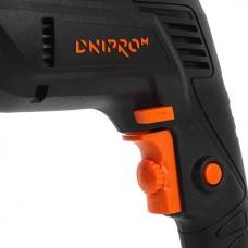 Дрель ударная 0,75 кВт Dnipro-M HD-75