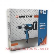 Дрель-миксер 1.4 кВт INSTAR ЭДМ 14016