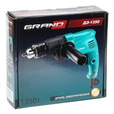 Дрель 1.35 кВт  Grand ДЭ-1350