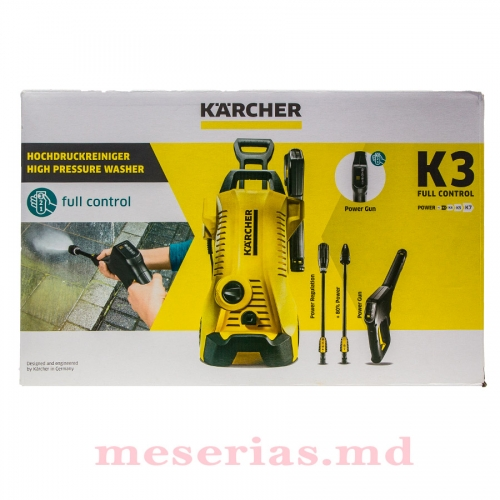 Мойка высокого давления Karcher K3 Full Control