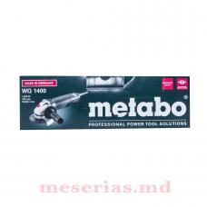 Болгарка Metabo WQ 1400