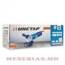 Polizor unghiular 125 mm, 0.8 kW, INSTAR УШМ 08125
