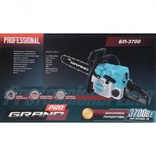 Бензопила 3,7 кВт Grand БП-3700