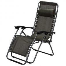Кресло Messina Черный