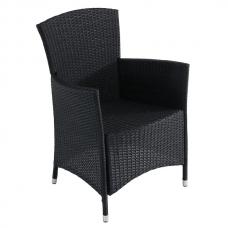 Кресло Atlantic Черный