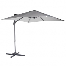 Зонт Roma серый