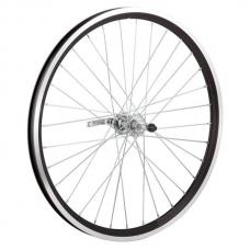 """Колесо велосипедное 24"""" заднее, двойной алюминий"""