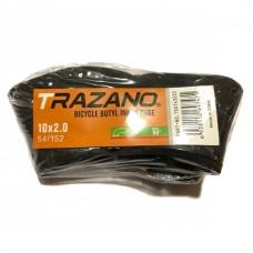 """Камера велосипедная 10"""" Trazano"""