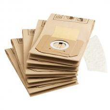 Бумажные фильтр-мешки Karcher A 2701/A 2801