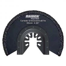 Насадка для многофункционального инструмента Raider 155606