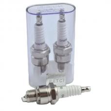 Свеча E6TCI M14*1,25 12,7mm L75mm IRIDIUM CHAMPION (2T скутеры 50-125сс, до 14 атмосфер)