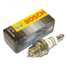 Свеча зажигания Bosch L6TC L55mm резьба M14*1.25 9.5mm
