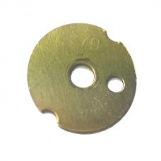 Дроссельная заслонка карбюратора Stihl MS-170, MS-180