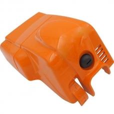 Защитная крышка цилиндра и карбюратора Stihl MS-180 аналог 11301404709 (нов. образца)