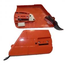 Крышка тормоза бензопилы Husqvarna 365/372 в сборе аналог 5370335-71