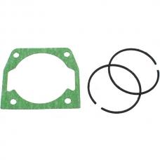 Кольца компрессионные + прокладка d 45х1,2 бензопилы GL4500 / 5200