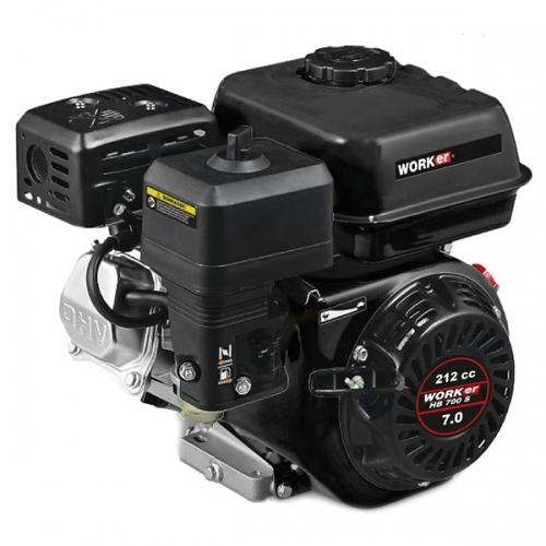 Двигатель 7 л.с. WORKer HB 700 N