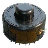 Шпуля электротриммера d8, D80, шлиц черная