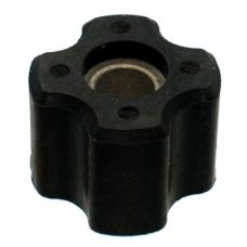 Втулка скольжения штанги мотокосы d8 для трубы d28
