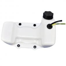 Бак топливный мотокосы 4 крепления (МЦ 75*105 мм)