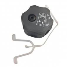 Пробка бензобака мотокосы Oleo-Mac Sparta 25 оригинал 4151258R