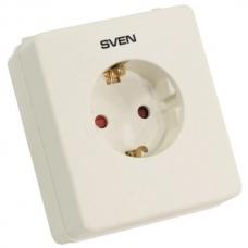 Сетевой фильтр Sven OVP-15P 1Sockets