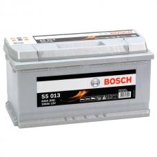 Аккумулятор 12V 100AH 830A Bosch S5 013 Silver Plus 0092S50130