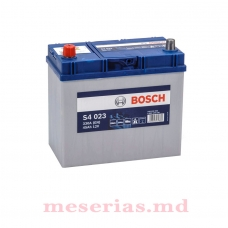 Аккумулятор 12V 45AH 330A Bosch S4 Silver 0092S40230