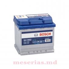 Аккумулятор 12V 52AH 470A Bosch S4 Silver 0092S40020