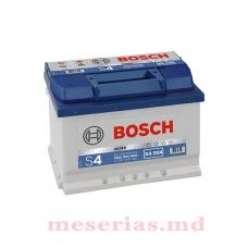 Аккумулятор 12V 60AH 540A Bosch S4 Silver 0092S40040