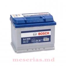 Аккумулятор 12V 60AH 540A Bosch S4 Silver 0092S40050