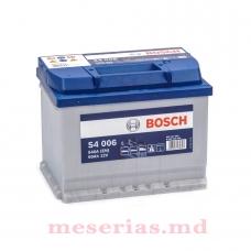 Аккумулятор 12V 60AH 540A Bosch S4 Silver 0092S40060