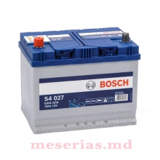 Acumulator 12V 70AH 630A Bosch S4 Silver 0092S40270