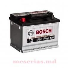 Аккумулятор 12V 56AH 480A Bosch S3 0092S30060