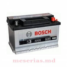 Аккумулятор 12V 70AH 640A Bosch S3 0092S30070