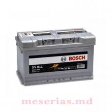 Аккумулятор 12V 85AH 800A Bosch S5 Silver Plus 0092S50110