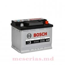 Аккумулятор 12V 56AH 480A Bosch S3 0092S30050