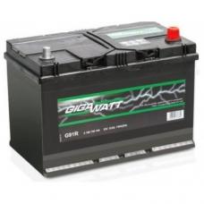 Аккумулятор 12V 91AH 740A GigaWatt 0185759100 S4 028
